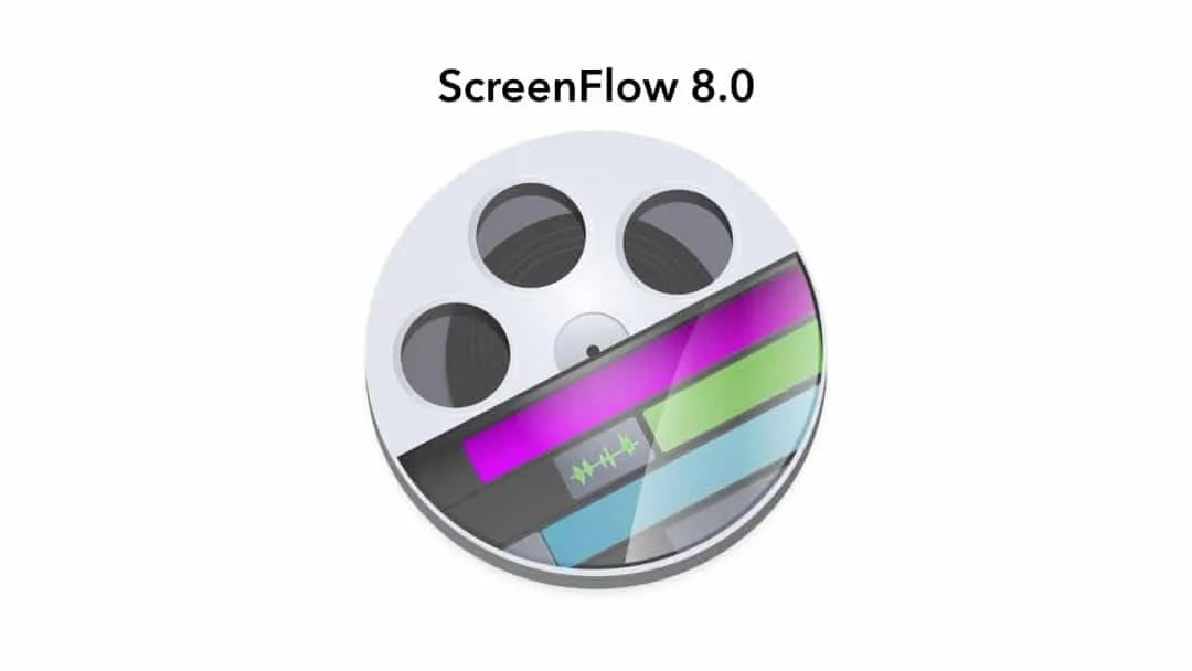 ScreenFlow 8 Video Editing Mac App REVIEW