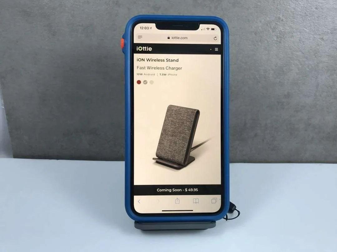 iOttie iON Wireless
