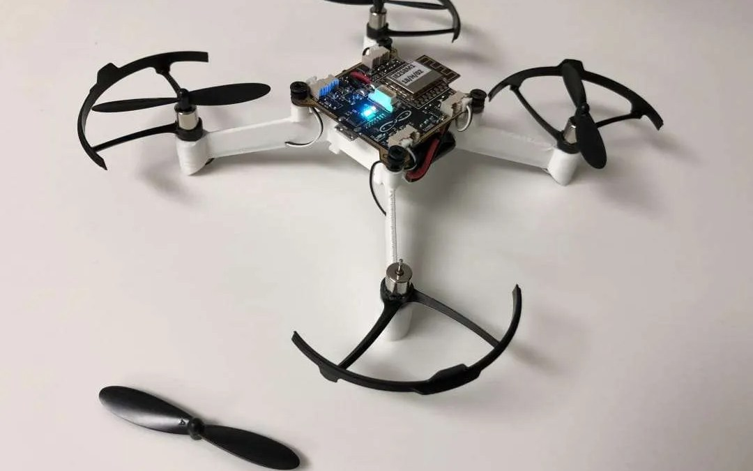 Pluto X Aerial Robotics Kit REVIEW The Most Agile and Modular Aerial Robotics Kit