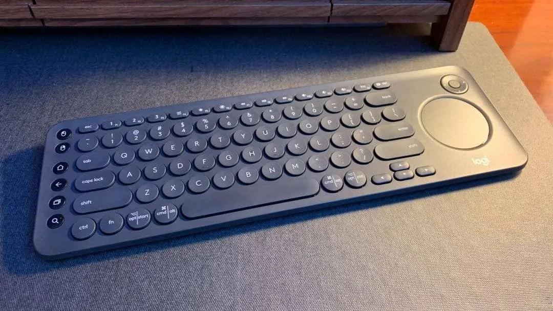 a96b66d3611 Logitech K600 TV Keyboard REVIEW | Mac Sources