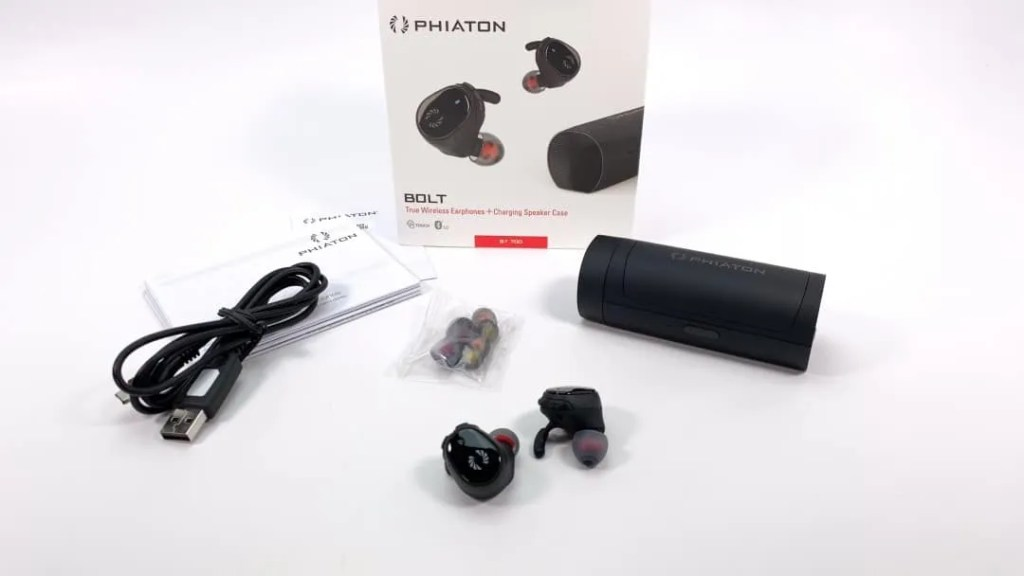 Phiaton BOLT BT 700 True Wireless Earphones REVIEW