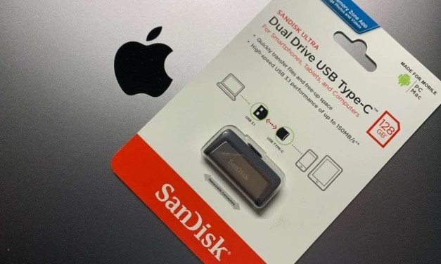 SanDisk Ultra Dual Drive USB Type-C REVIEW