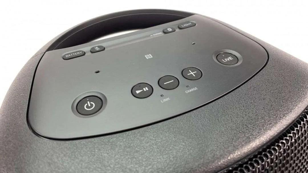 Sony SRS-XB501G Wireless Speaker REVIEW
