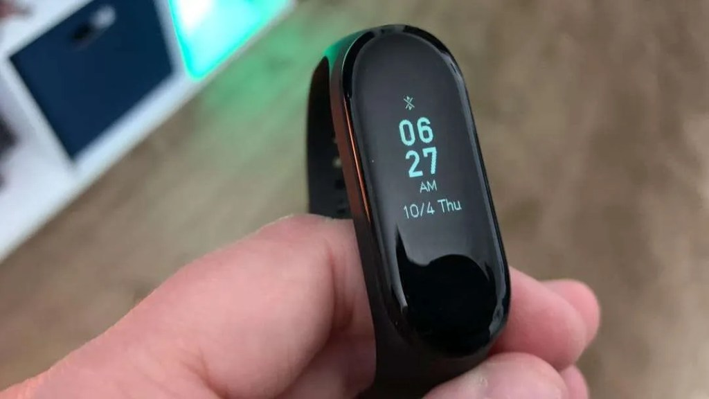Xiaomi Mi Band 3 Smart Bracelet REVIEW