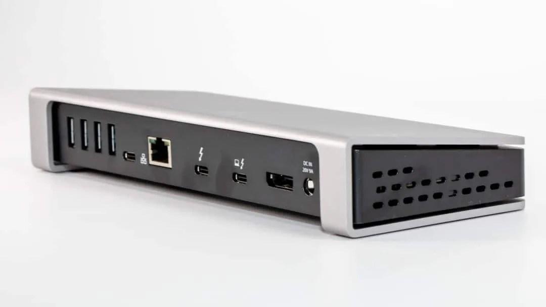 Star Tech TB3DOCK2DPPD Thunderbolt Dock REVIEW