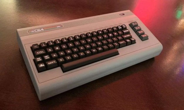 Commodore 64 Mini Gaming System REVIEW
