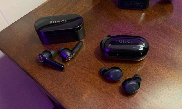 Funcl Wireless Headphones REVIEW