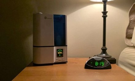 TaoTronics Ultrasonic Cool Mist Humidifier REVIEW Fight the Dreaded Winter Itch