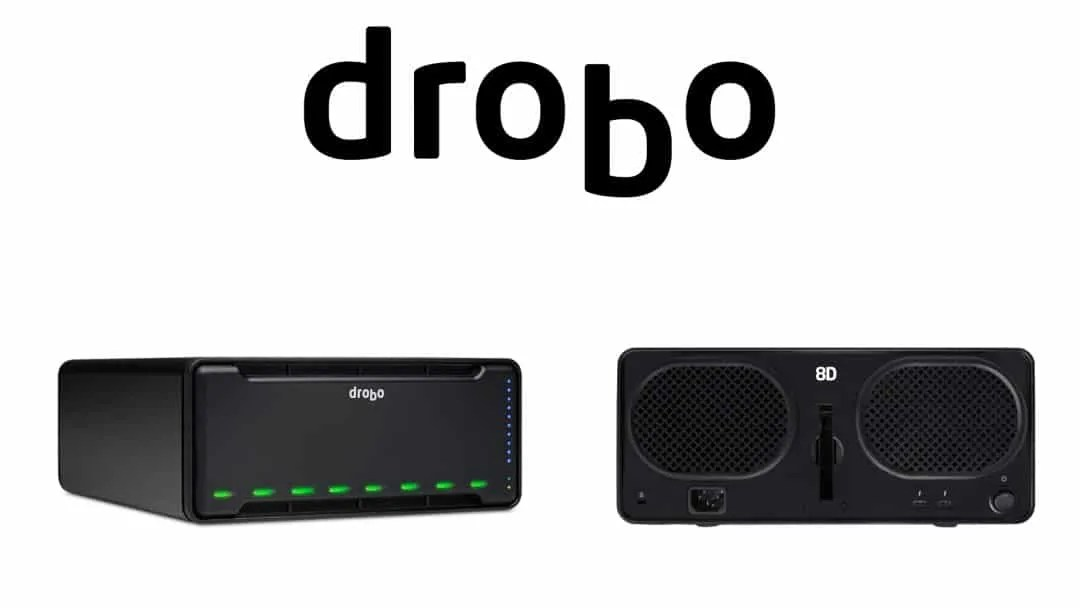Drobo Launches High Performance 8D NEWS