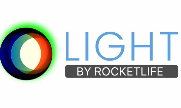 RocketLife Announces Light – the World's Most Creative Lighting NEWS
