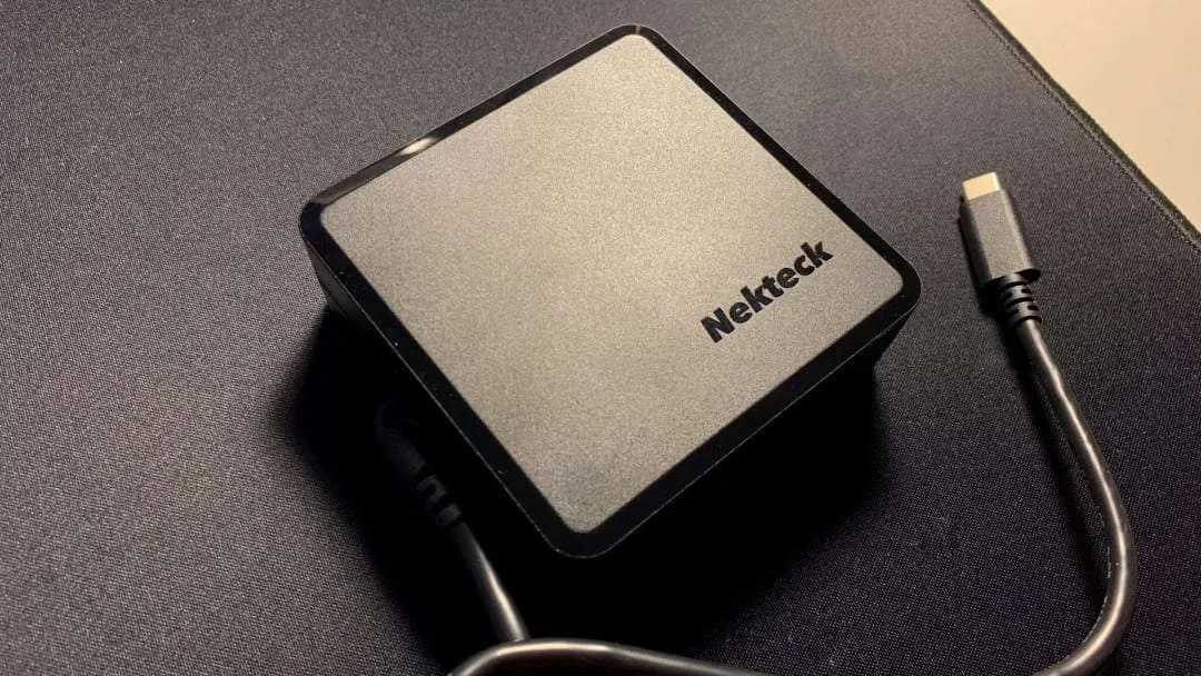 Nekteck Type-C PD Wall Adapater REVIEW