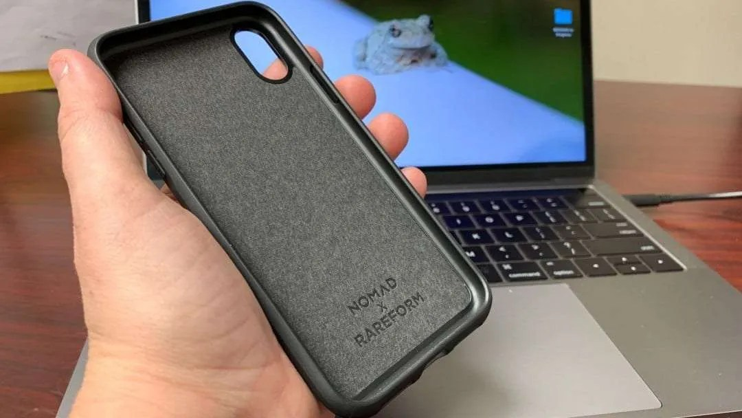 Rareform iPhone Xs Case REVIEW