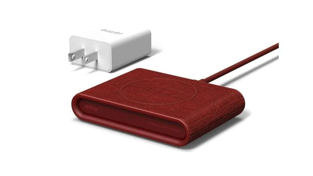 iON Wireless Mini Fast Charging Pad Featured on Amazon's Deal of the Day NEWS