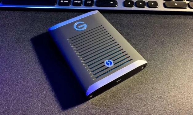 G-Drive Mobile Pro SSD Portable Hard Drive REVIEW