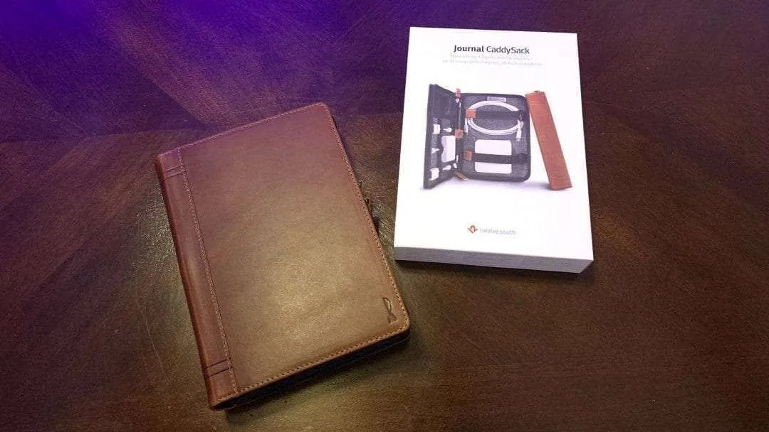 Twelve South Journal CaddySack REVIEW