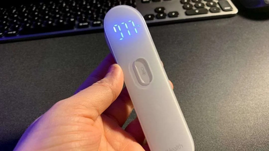 iHealth PT3 Infrared No-Touch Forehead Thermometer REVIEW