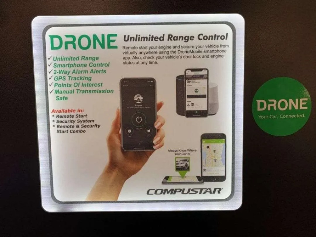 DroneMobile Smart Car System REVIEW