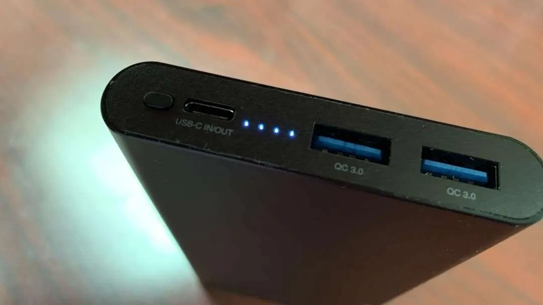 Gum Slim PD/QC Fast Charge Hybrid Battery REVIEW