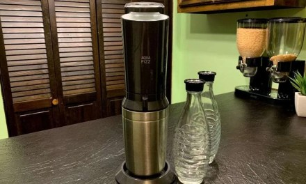 SodaStream Aqua Fizz Sparkling Water Maker REVIEW