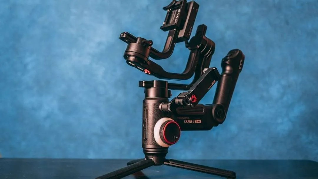 Zhiyun Crane 3 Lab DSLR Camera Gimbal REVIEW