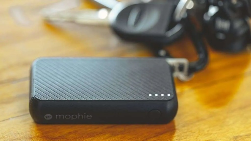Mophie Powerstation Keychain Portable Battery REVIEW