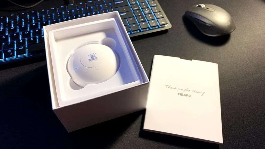 Fibaro Flood and Temperature Sensor REVIEW
