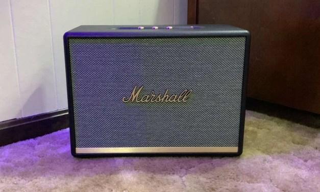 Marshall Woburn II Bluetooth Speaker REVIEW