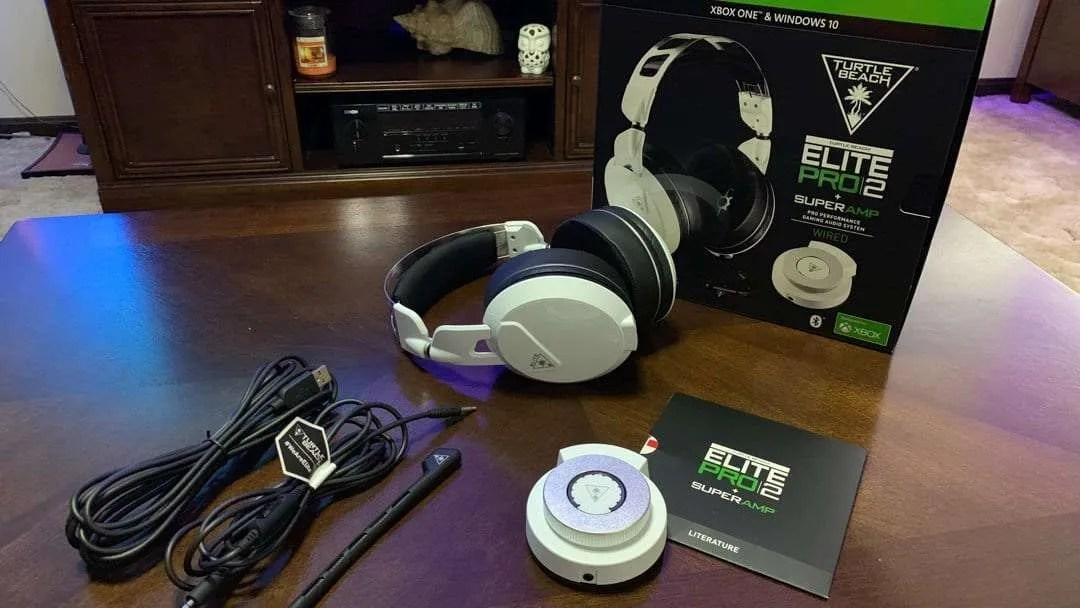 Turtle Beach Elite Pro 2 + SuperAmp Pro Performance Gaming Audio System REVIEW
