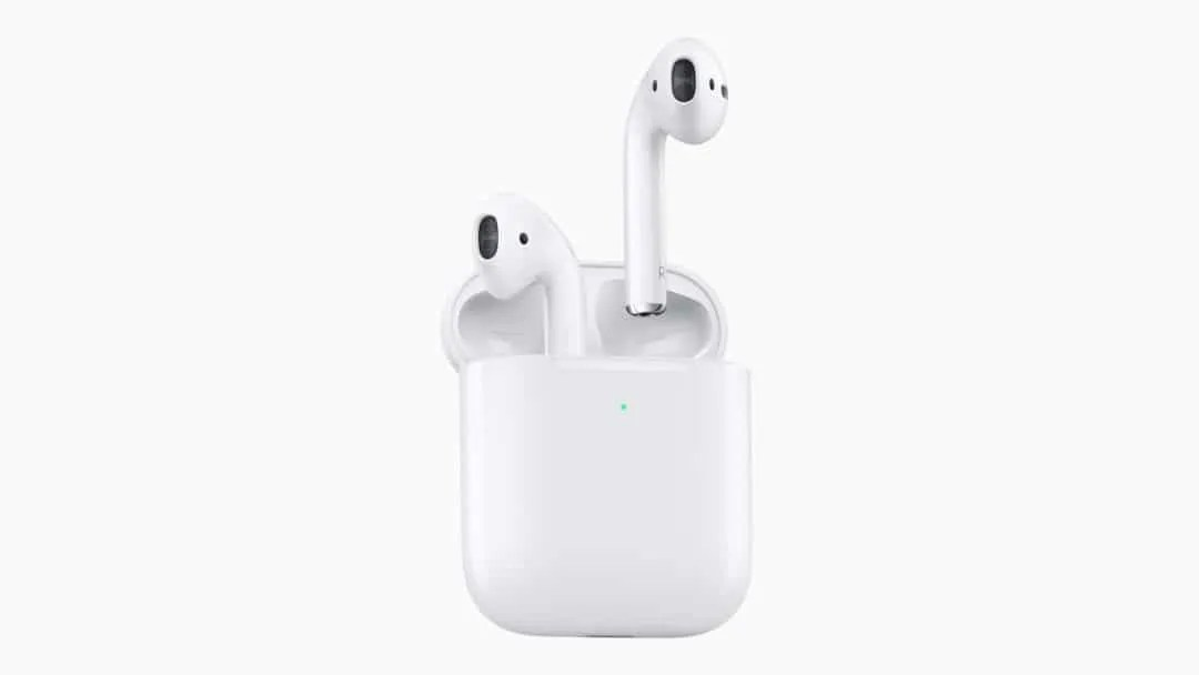 Apple Announces 2nd Generation AirPods NEWS