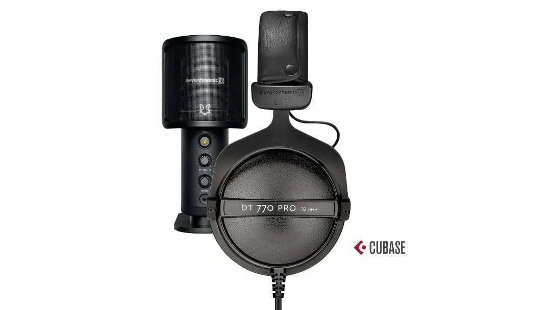beyerdynamic Pairs DT 240 PRO and DT 700 PRO with FOX Microphone for Creator Bundle NEWS