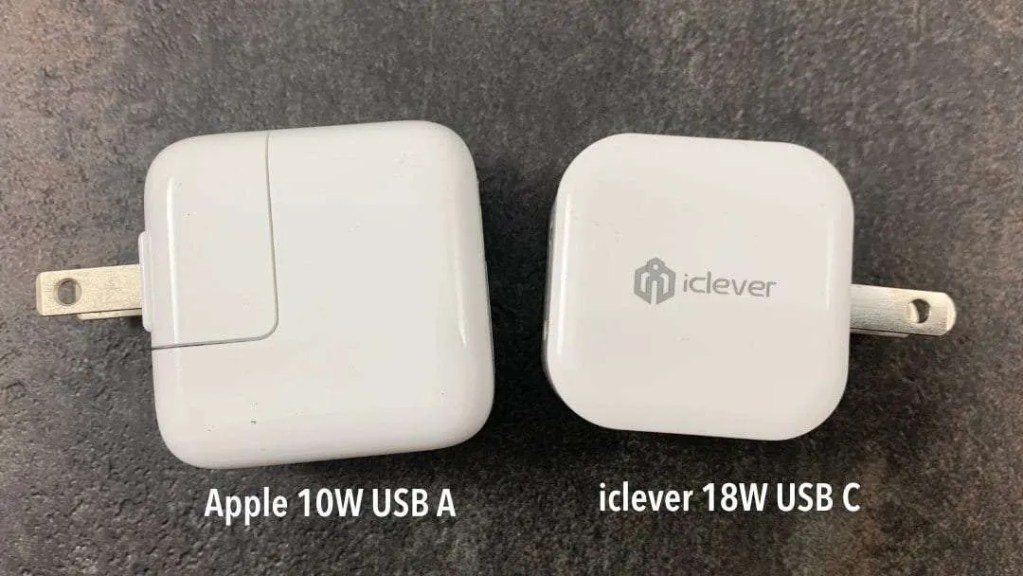 iClever 18W USB-C Wall Charger REVIEW