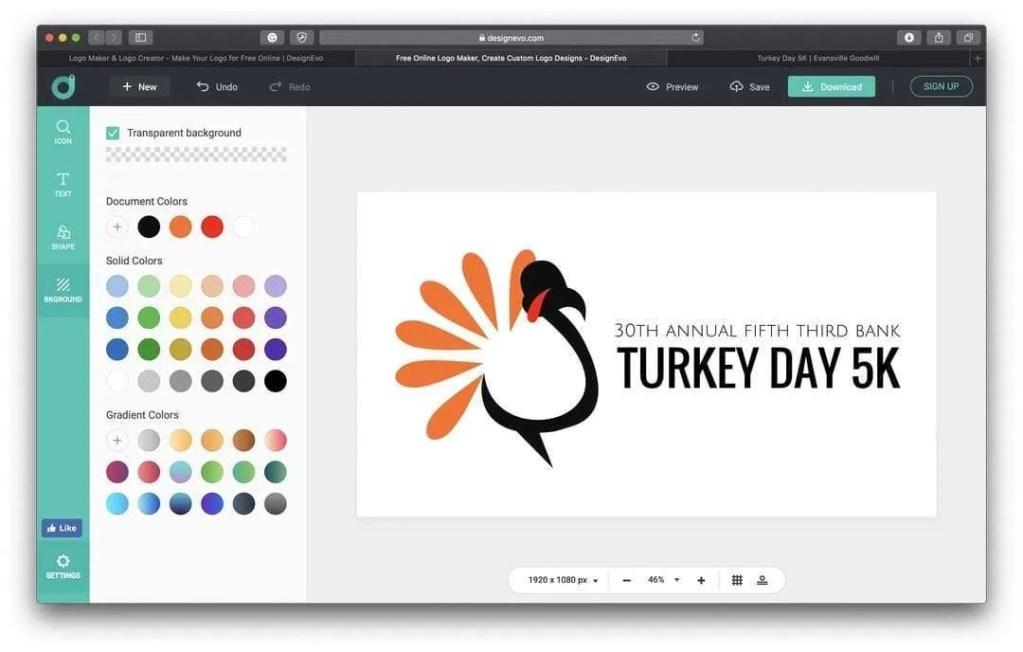 DesignEvo Online Logo Creator REVIEW