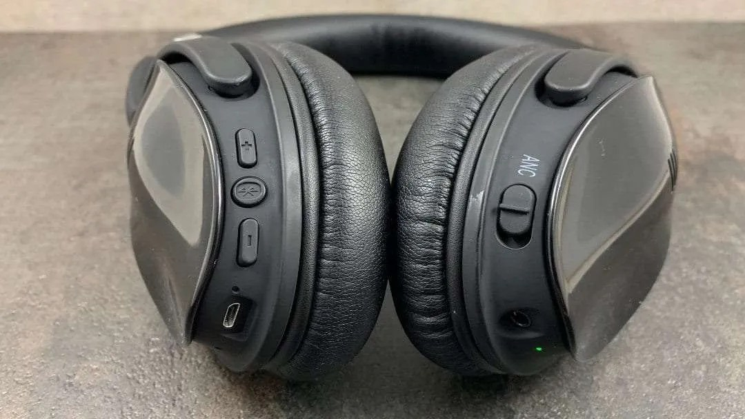 MPOW H5 Headphones REVIEW Comfort Quality Sound and Active noise canceling