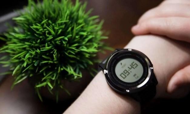 Runtopia S1 Smart GPS Sport Watch REVIEW