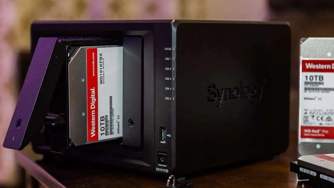 Synology Disk Station 1019+ 5-Bay NAS System REVIEW | Mac Sources