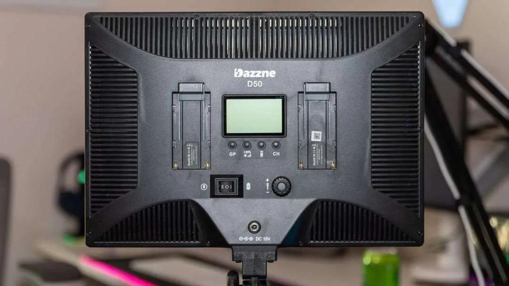 Dazzne D50 Bi-Color LED Lighting Kit REVIEW