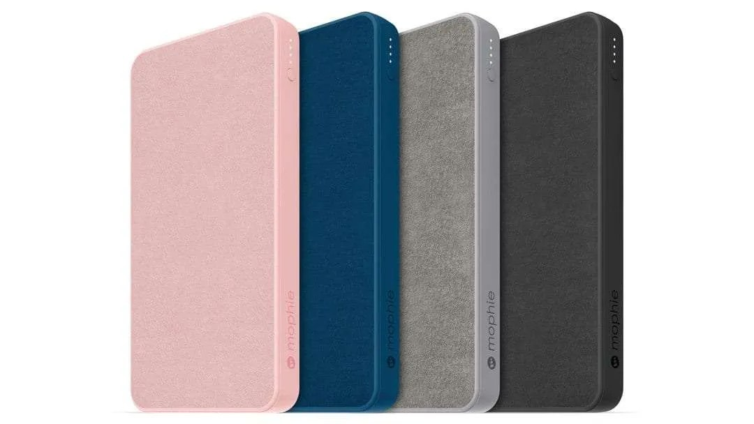Mophie Announces New Powerstation Universal Batteries with USB C NEWS