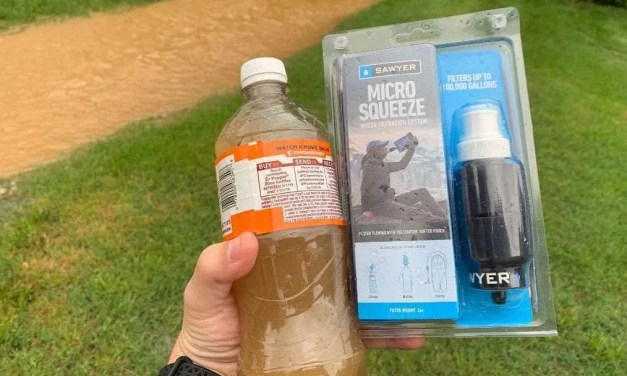 Sawyer Micro Squeeze REVIEW Water When You Need It
