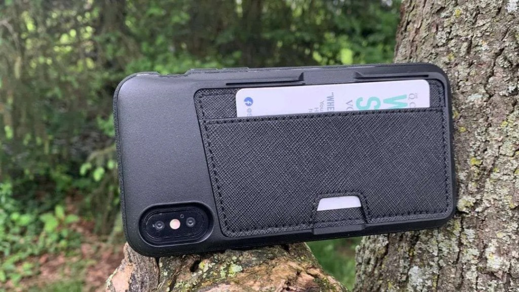 Silk Q Card iPhone X Case REVIEW