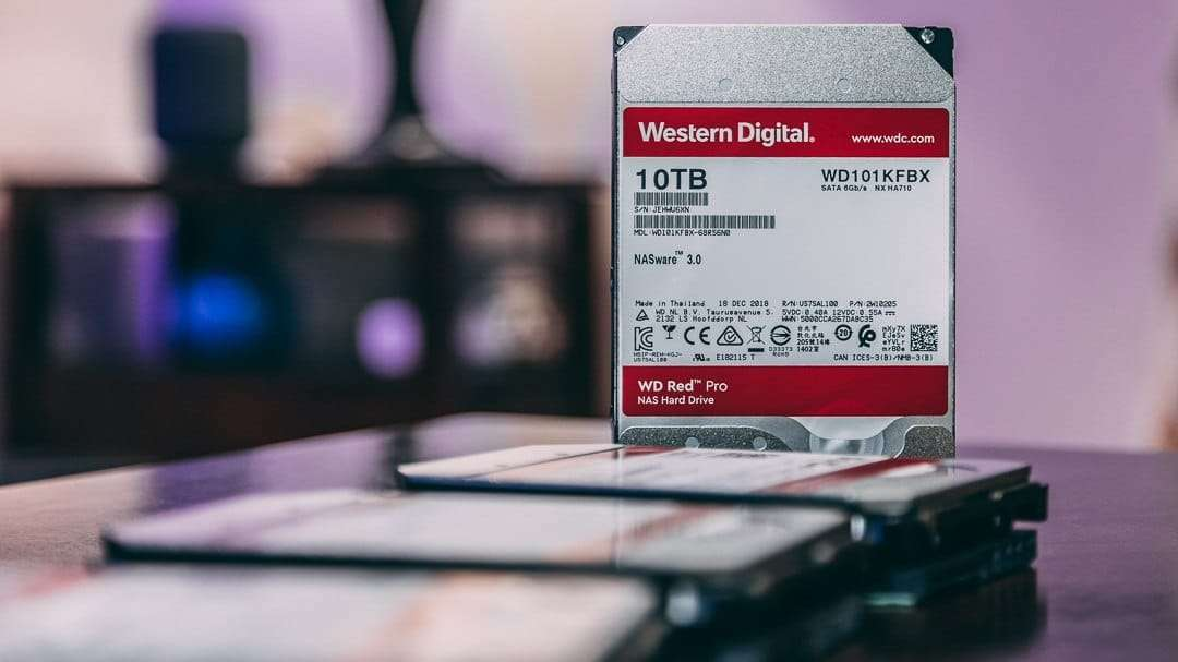 Western Digital Red Pro Nas Hard Drive Review Macsources