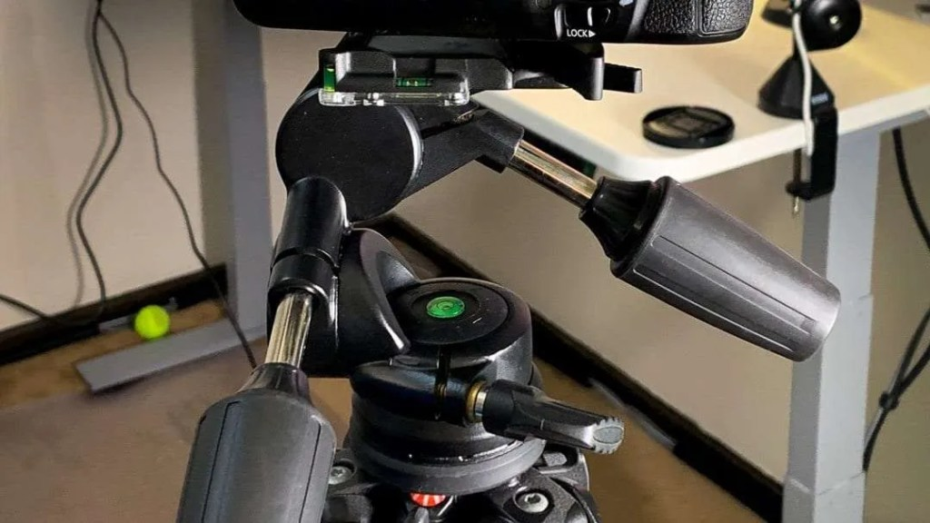 Oben PD-117 3-Way Pan Tilt Head REVIEW
