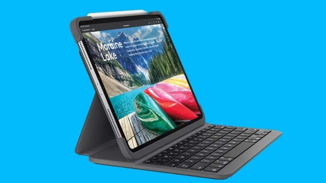 59be0e0c784 Logitech Slim Folio Pro Keyboard Case REVIEW | Mac Sources