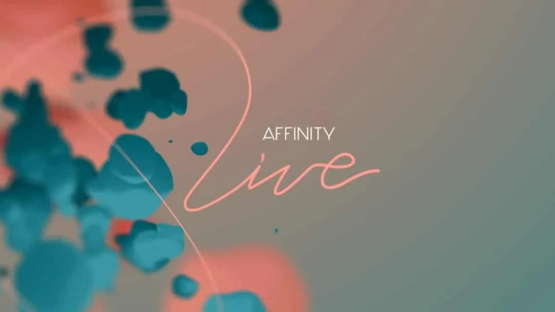 Affinity Live Event Scheduled for June 19 NEWS