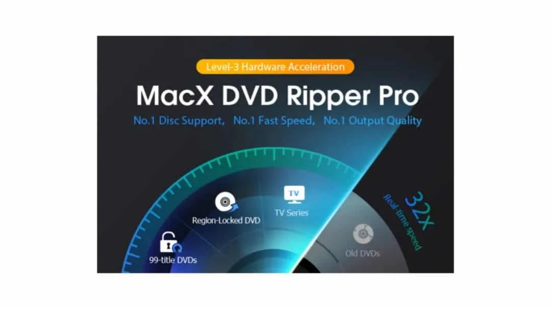 Digitize DVD to Solve DVD Not Playing Error with MacX DVD Ripper [Giveaway]