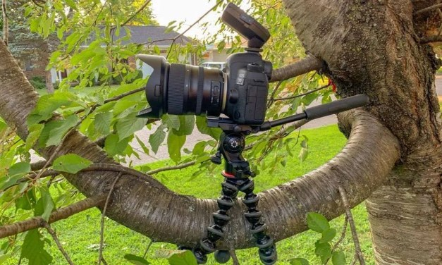 JOBY GorillaPod 5K Video Pro Tripod REVIEW