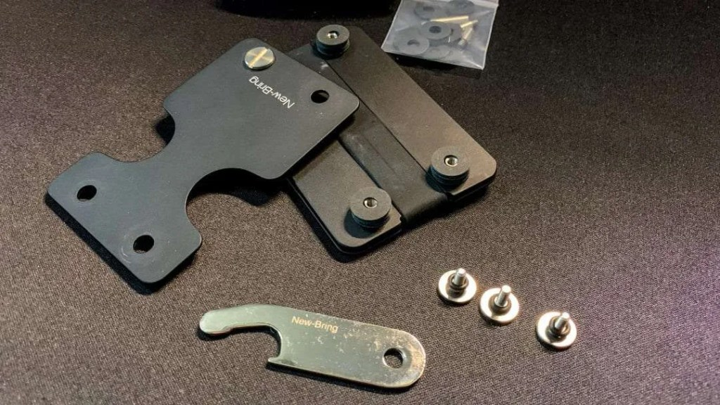 New-Bring Multifunction Metal Key Holder and Money Clip REVIEW
