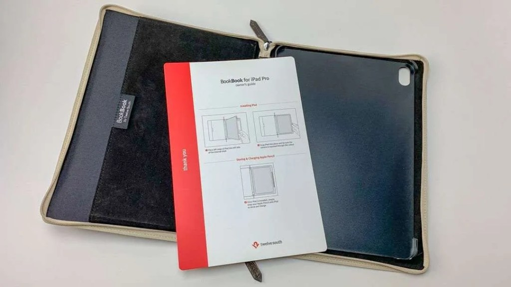 Twelve South BookBook Vol. 2 for iPad Pro REVIEW
