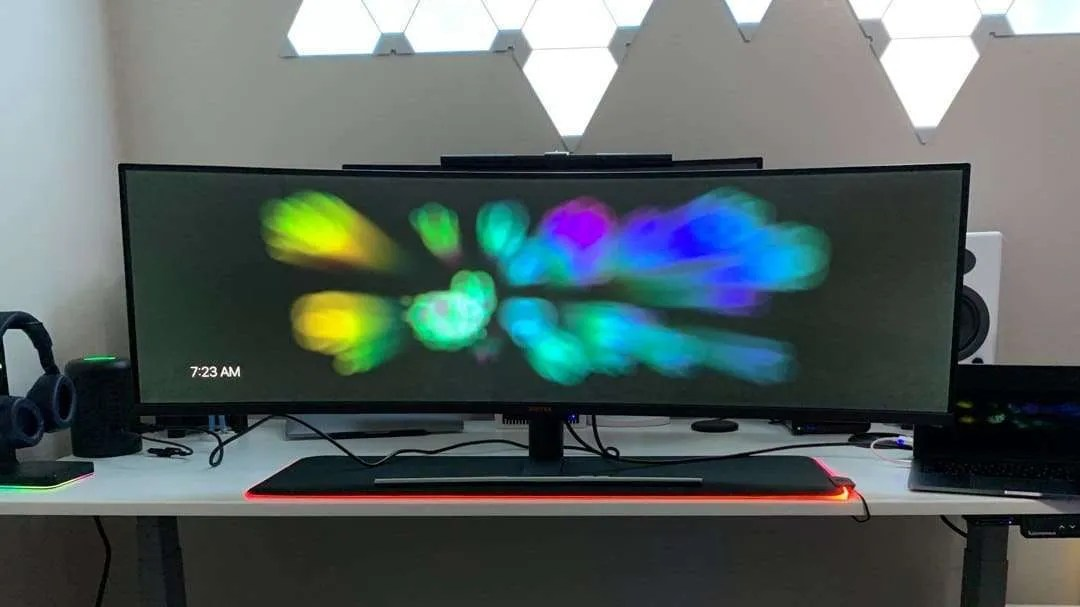 VIOTEK SUW49C 49 Inch Super Ultrawide Curved HDR Gaming Monitor REVIEW