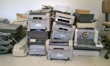 Reduce, Reuse, and Recycle Your Old Technology