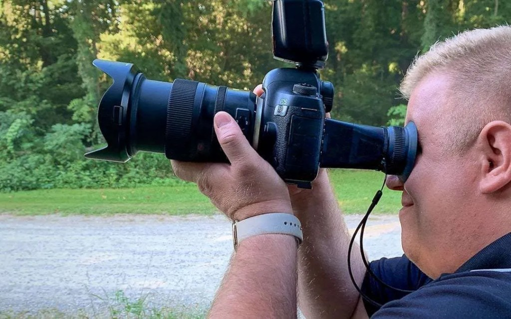 Elvid OV50 OptiView 50 LCD Viewfinder REVIEW